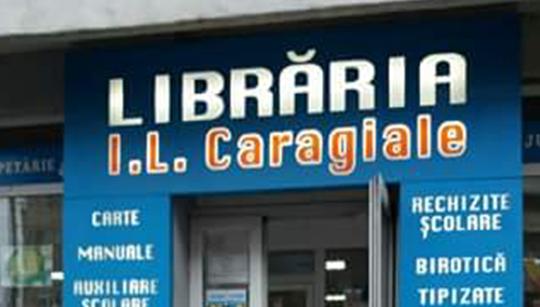 Libraria I.L. Caragiale Buzau - Sedcom Libris