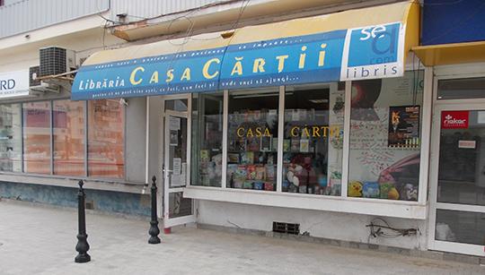Libraria Casa Cartii Buzau - Sedcom Libris