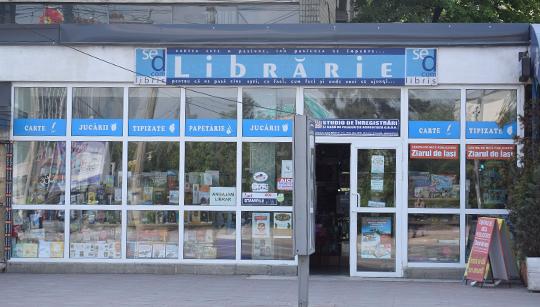 Libraria Nr. 30 Iasi - Sedcom Libris