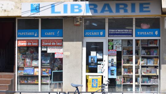 Libraria Nr. 13 Iasi - Sedcom Libris