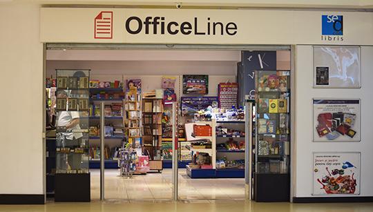 Libraria Office Line, Iullius Mall Iasi - Sedcom Libris