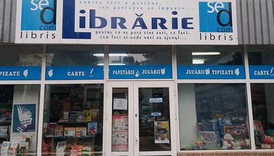 Libraria Nr. 3 Pascani - Sedcom Libris