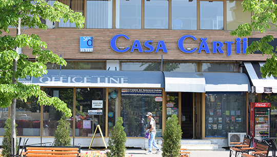 Libraria Casa Cartii Iasi - Sedcom Libris